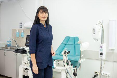 Консультация гинеколога (Харьков)