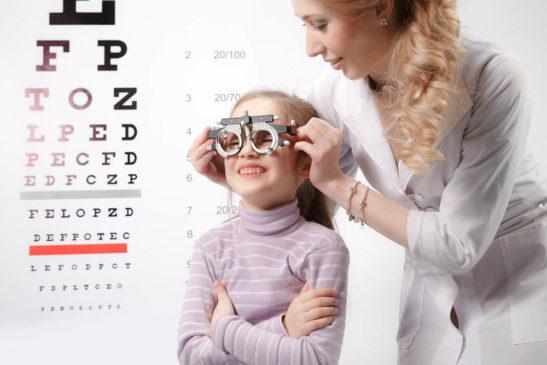Консультация офтальмолога в Харькове