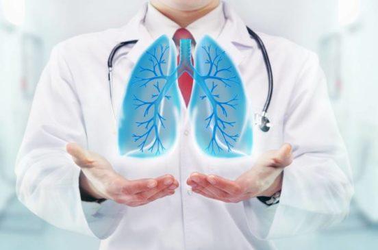 Взрослый пульмонолог. Спирография. Функции внешнего дыхания.