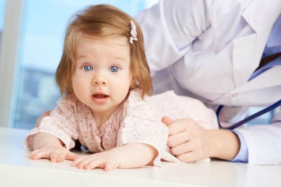 Обследование ребенка в лечебно-диагностическом центре «ЦМЭИ»