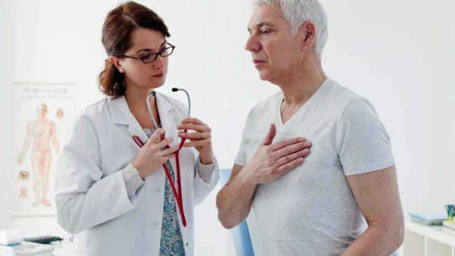 Сердечный кашель. Причины, симптомы, диагностика и лечение