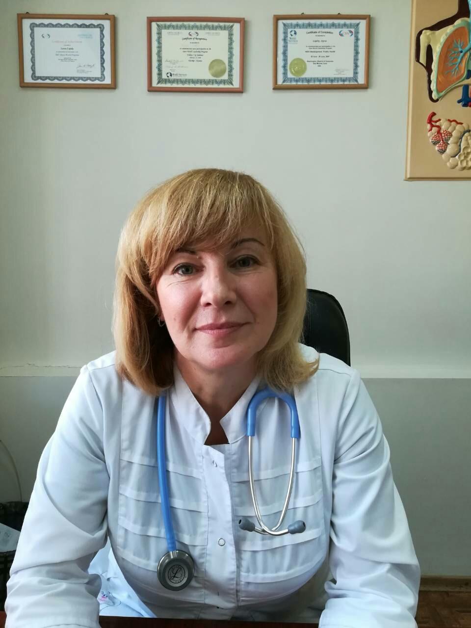 Лаврий Ирина Владимировна, ЦМЭИ