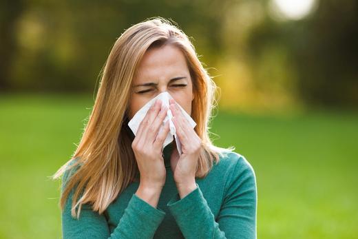 Весеннее обострение №4. Аллергия (сенная лихорад
