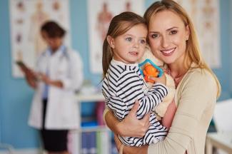Молочница у девочек. Лечение в Харькове