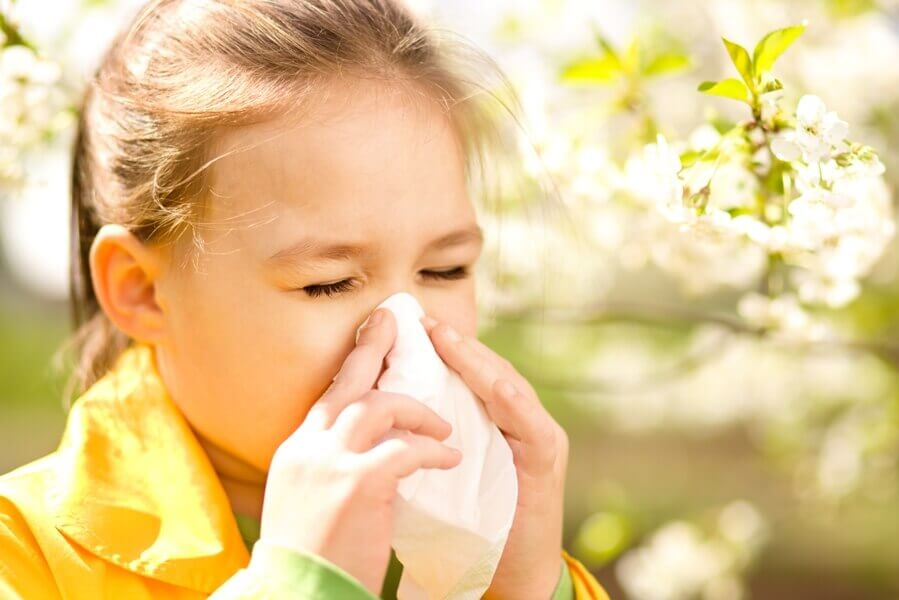 Весна и аллергия. Что нужно знать?