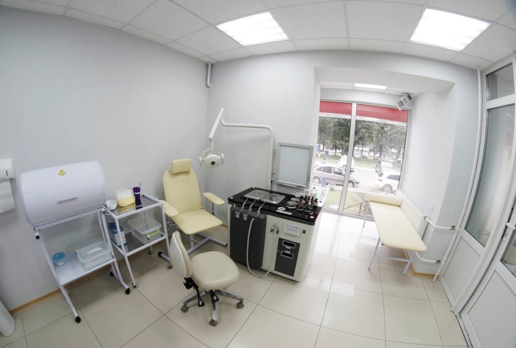 Лечение с помощью лазера в Харькове