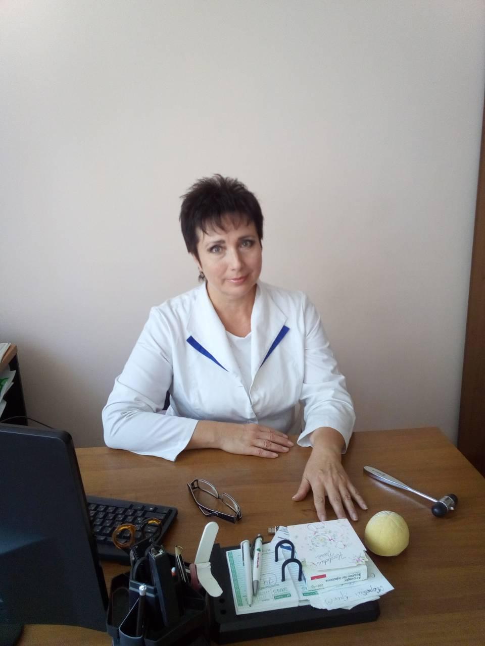 Малик Наталья Витальевна