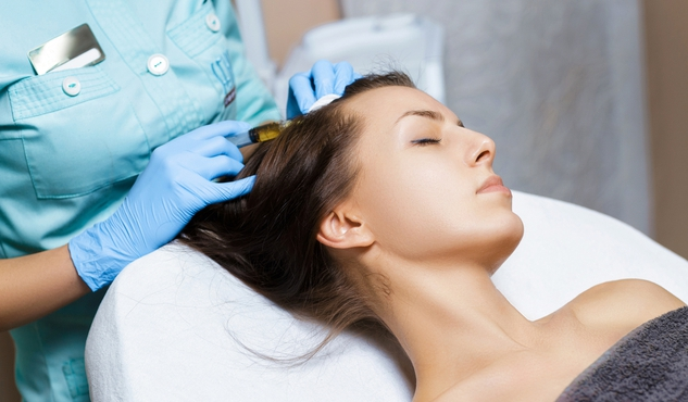 Лечение облысения (алопеции). Метод плазмолифтинга