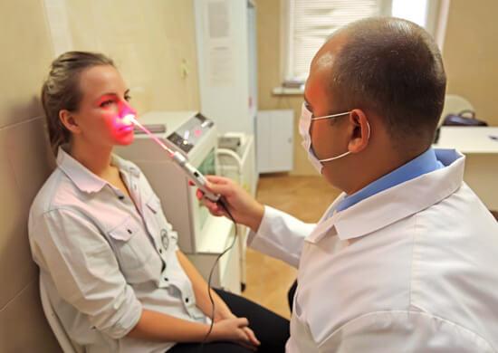 Терапевтический лазер