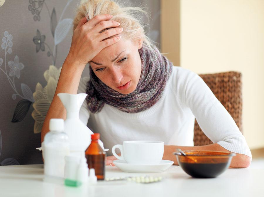 Консультация терапевта. Почему при простуде лучше обратиться к врачу?