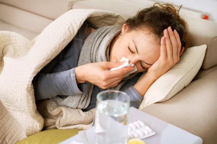 Хронический насморк. Лазеротерапия - современное и эффективное лечение