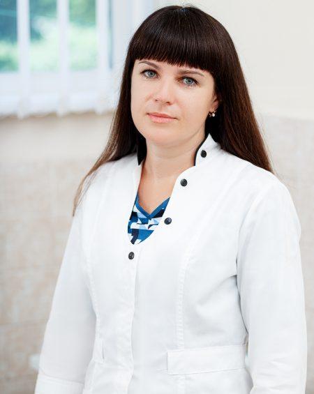 Назаренко Вікторія Сергіївна