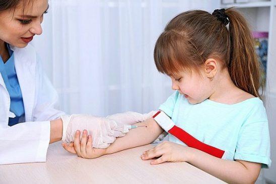 Комплексные лабораторные исследования для детей