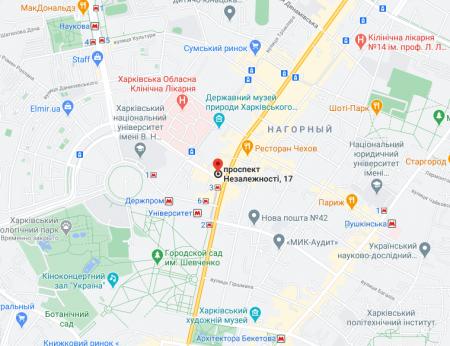 Пункт забора анализов №12 (метро Университет)