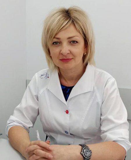 Мишенина Елена Сергеевна