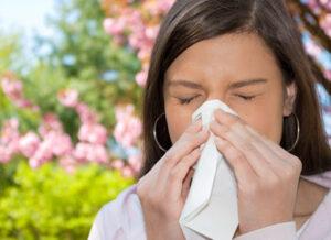 Аллергические заболевания. Клинические проявления и диагностика